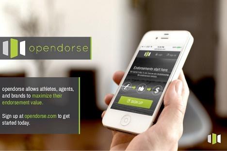 App Opendorse