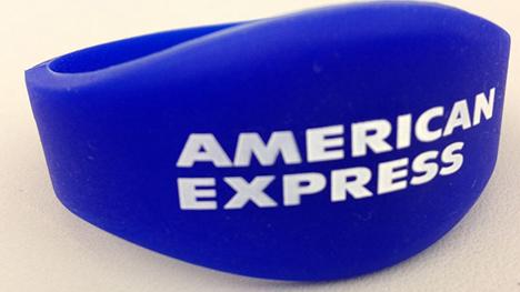 Pulsera American Express