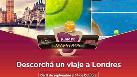 Juego de Maestros Bodega Estancia Mendoza